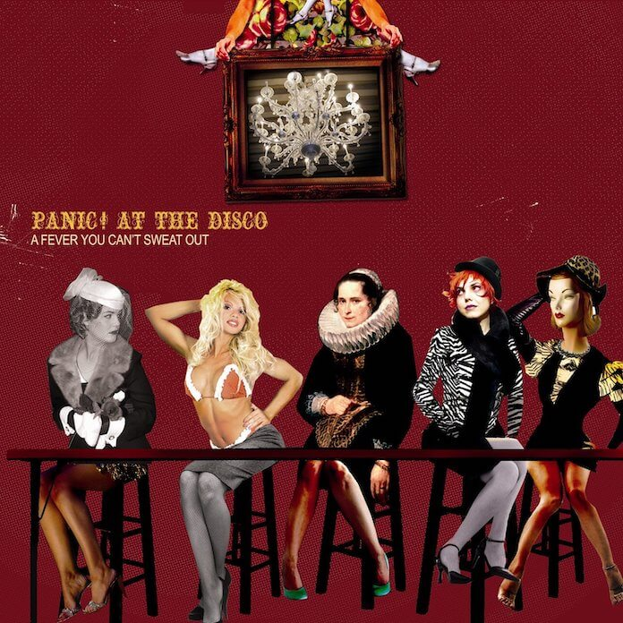 """Panic! At the Disco - """"A Fever You Can't Sweat Out"""""""