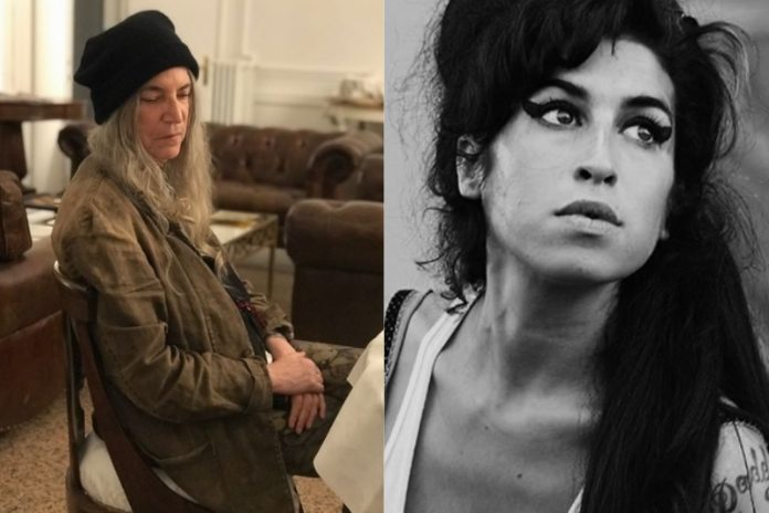 Patti Smith e Amy Winehouse