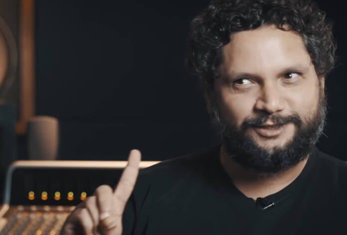 Rafael Ramos em Tudo Pela Música