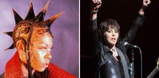 Rico Nasty exalta Joan Jett por ter a inspirado a buscar identidade e espaço