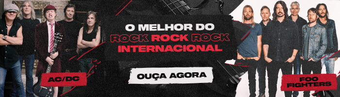 Ouça playlist com clássicos do Rock!