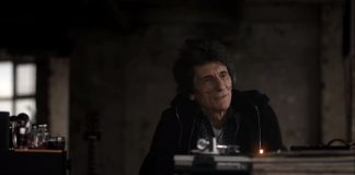 Ronnie Wood, dos Rolling Stones