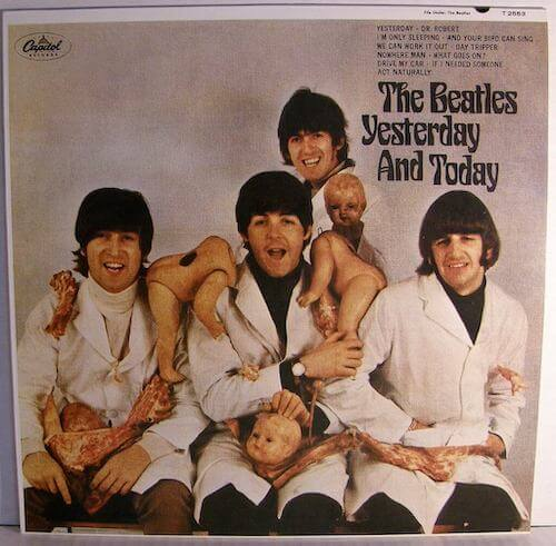 """The Beatles - """"Yesterday and Today"""""""