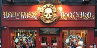 The Crobar, bar frequentado por Dave Grohl em Londres