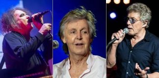 The Cure, Paul McCartney e The Who transmitirão shows inéditos