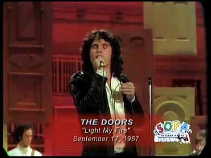 The Doors no Ed Sullivan Show em 1967