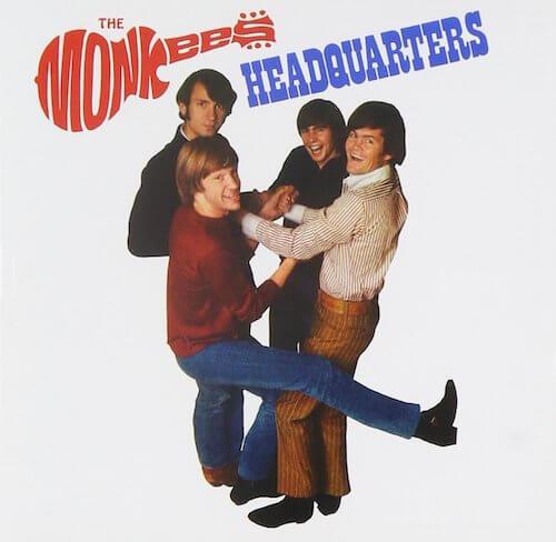 "The Monkees - ""Headquarters"""