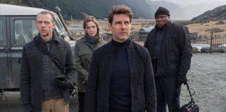 """Tom Cruise em """"Missão: Impossível"""""""