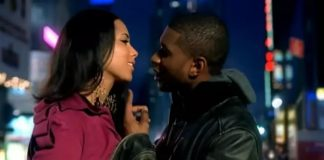 Alicia Keys e Usher