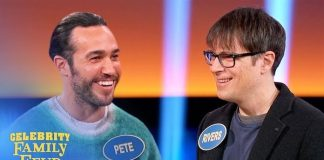 Weezer e Fall Out Boy no Celebrity Family Feud