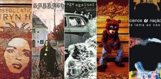 25 grandes discos de estreia