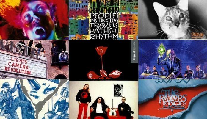 50 discos que completam 30 anos em 2020