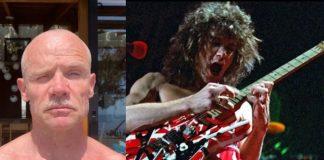 Flea e Eddie Van Halen
