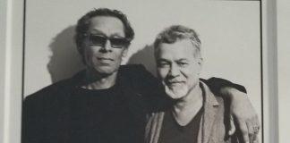 Alex e Eddie Van Halen
