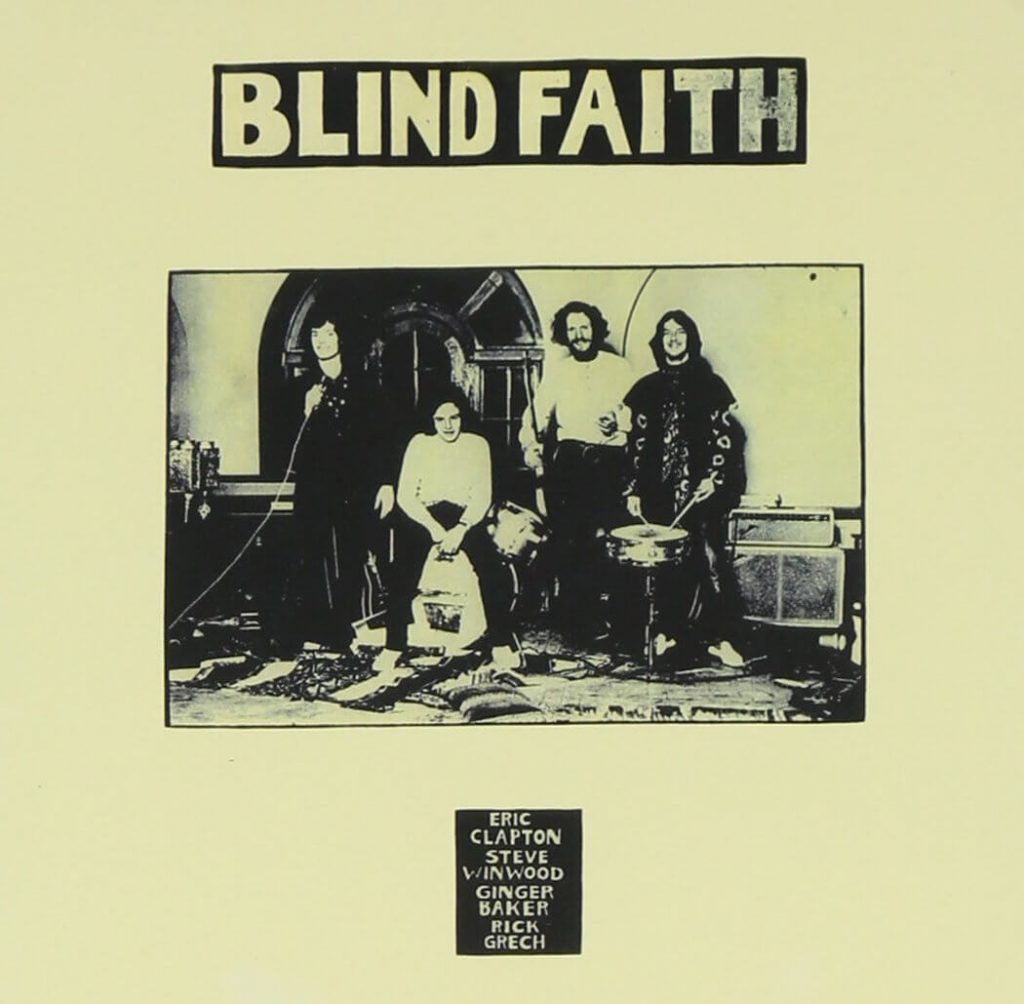 "Blind Faith - ""Blind Faith"""