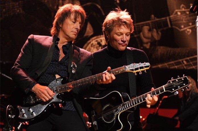Richie Sambora e Jon Bon Jovi