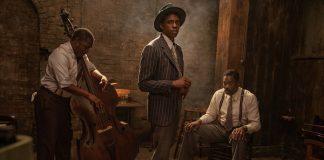 """Chadwick Boseman em """"A Voz Suprema do Blues"""""""
