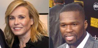 Chelsea Handler e 50 Cent