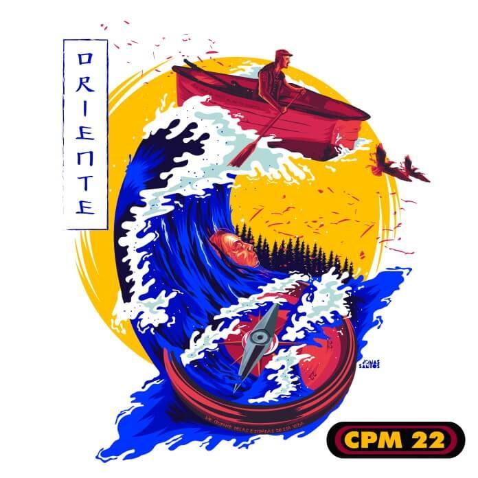 CPM 22 - Oriente