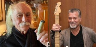 David Crosby e Eddie Van Halen