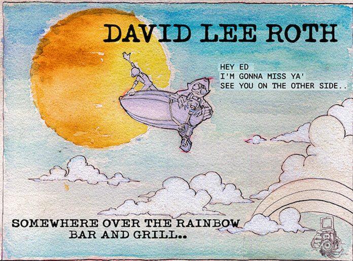 David Lee Roth -