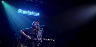 Foo Fighters no Troubadour em 2020