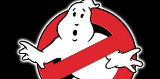 "Logo do filme ""Ghostbusters"" (1984)"