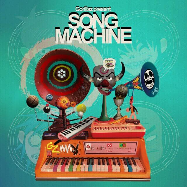 "Gorillaz - ""Song Machine: Season 1"""