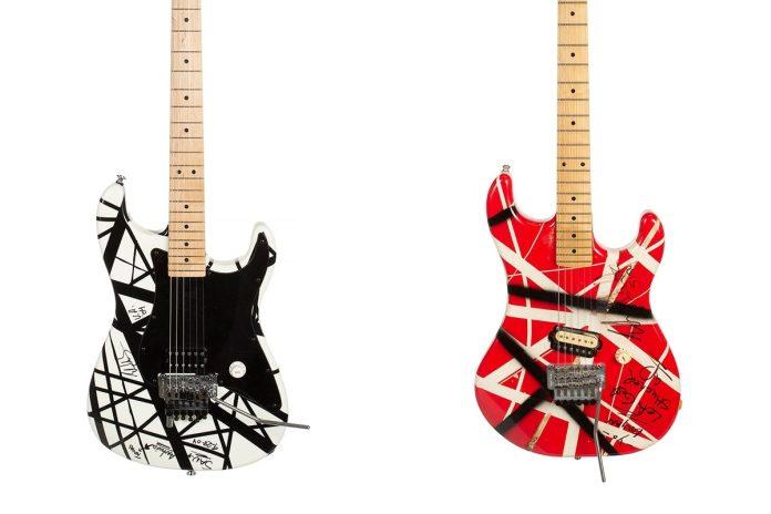 Guitarras de Eddie Van Halen