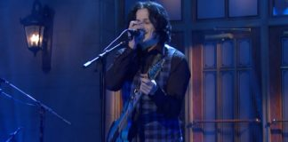 Jack White no Saturday Night Live, 2020