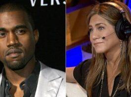 Kanye West e Jennifer Aniston