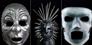 Máscaras do Slipknot estão à venda