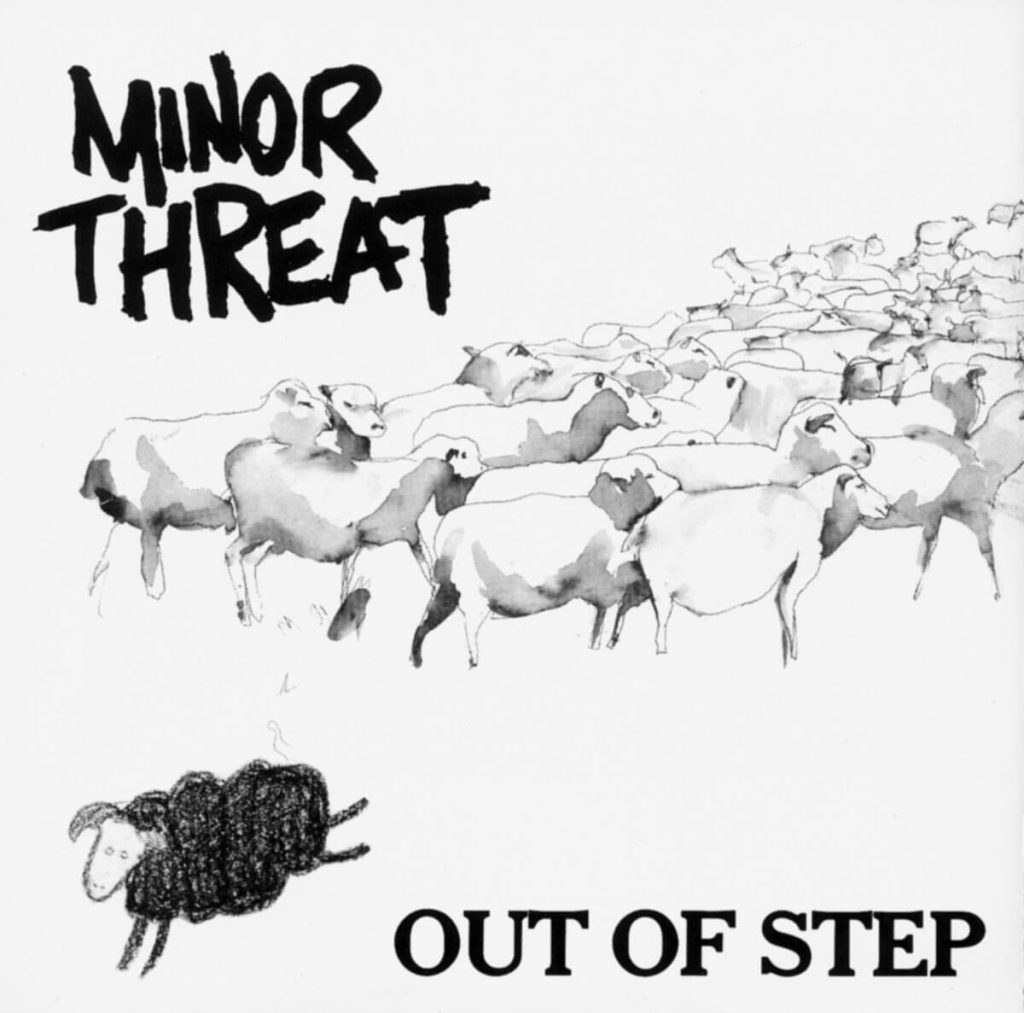 "Minor Threat - ""Out of Step"""