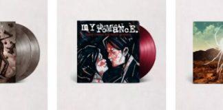 Discos de vinil do My Chemical Romance