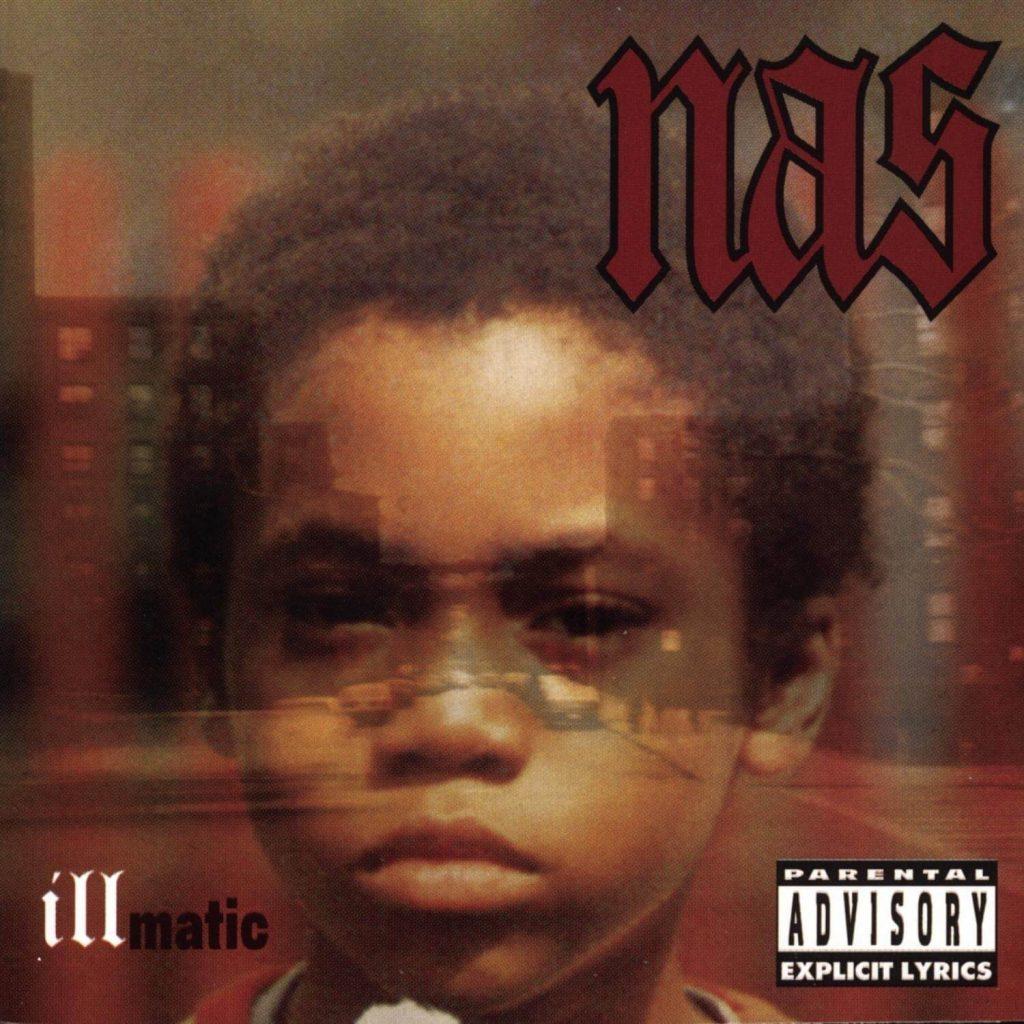 """Nas - """"Illmatic"""""""