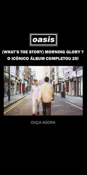 Ouça os clássicos do Oasis!