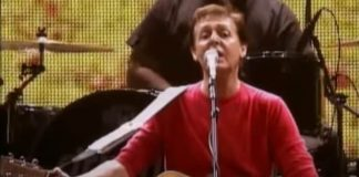 "Paul McCartney em ""The Concert for New York"""