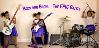 Rock And Grohl - Nandi Bushell