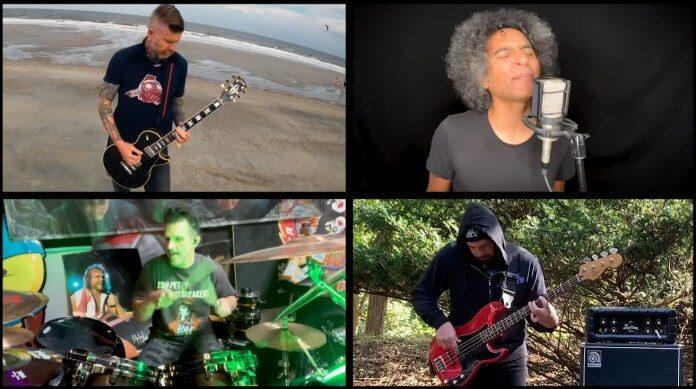 Supergrupo toca Rusty Cage, do Soundgarden
