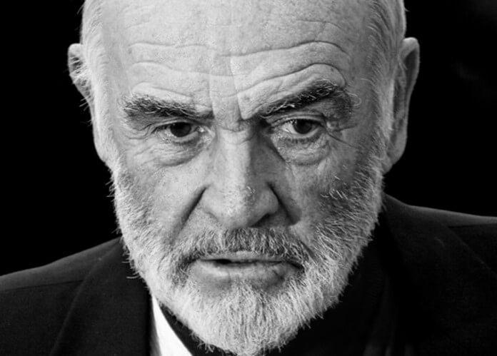 Sean Connery em 2008