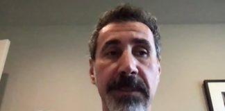 Serj Tankian no Jornal da Globo