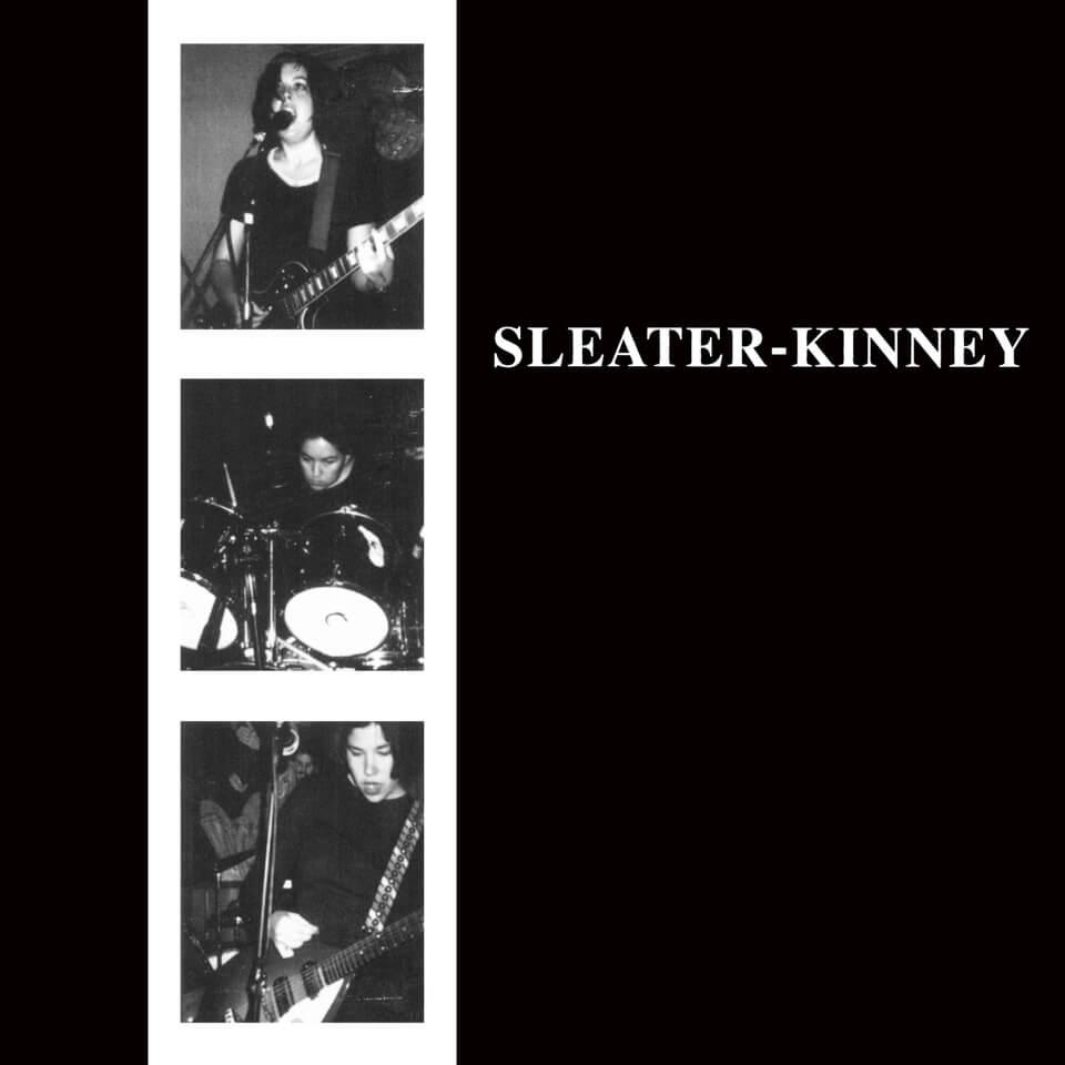 "Sleater-Kinney - ""Sleater-Kinney"""
