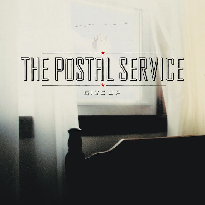 "The Postal Service - ""Give Up"""