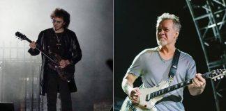 Tony Iommi e Eddie Van Halen