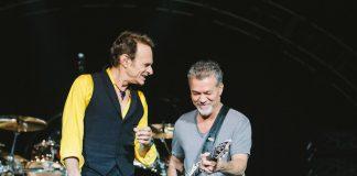 Van Halen com David Lee Roth