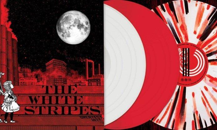 Coletânea do The White Stripes em Vinil