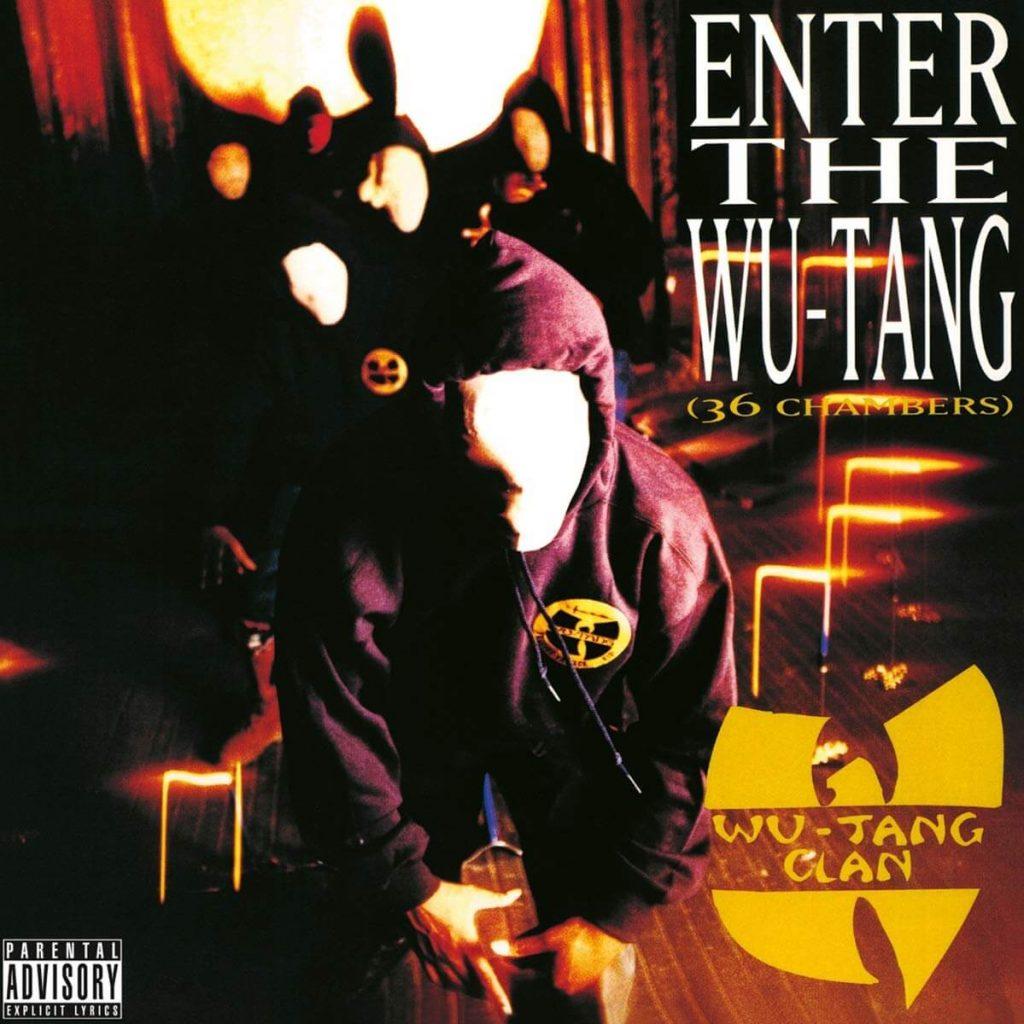 """Wu-Tang Clan - """"Enter the Wu-Tang (36 Chambers)"""""""