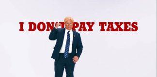 Donald Trump em paródia no clipe de YG