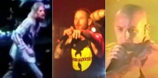 10 vezes em que bandas pararam shows para salvar fãs