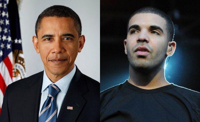 Barack Obama e Drake